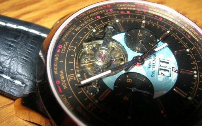 Часы Breitling Transocean Unitime gold black за 1250 грн, лот