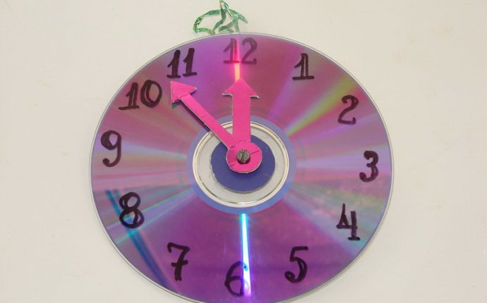 Часы из картона для фотосессии — Центр журналистских технологий