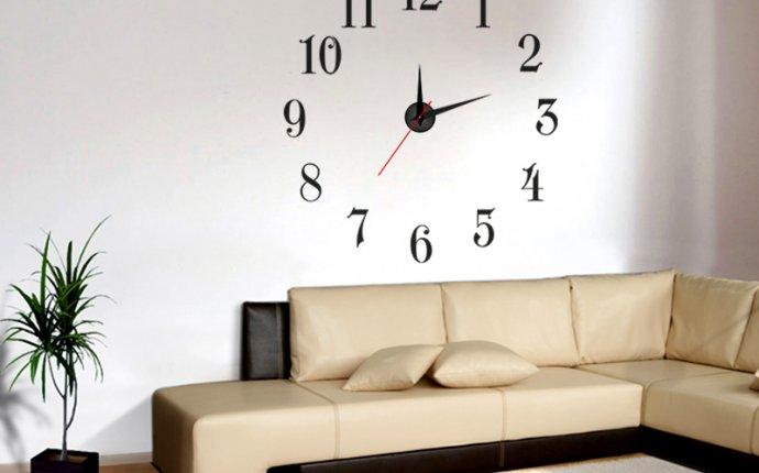 Часы на стену фото