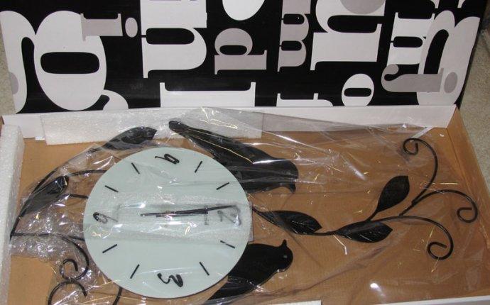 Часы Птицы купить Киев. Цена, доставка. Настенные часы Интернет