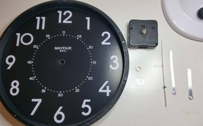 часы в виде логотипа Бэтмена своими руками