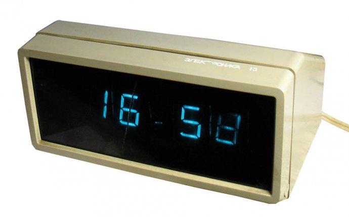 Электронные часы Р - это Что такое Электронные часы Р?