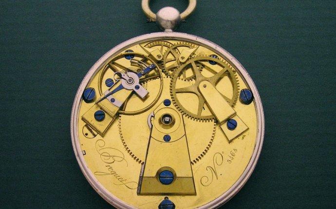 German.242. Лучшие часовые находки 2008 года, старинные часы и