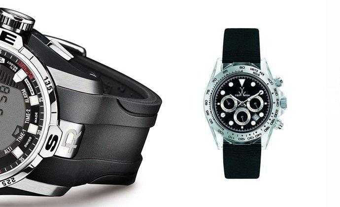Крутые мужские наручные часы в Краснозаводске :: Магазин часов