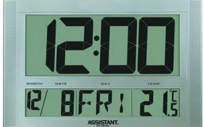 Купить настенные часы Assistant AH-0990A, цена и стоимость