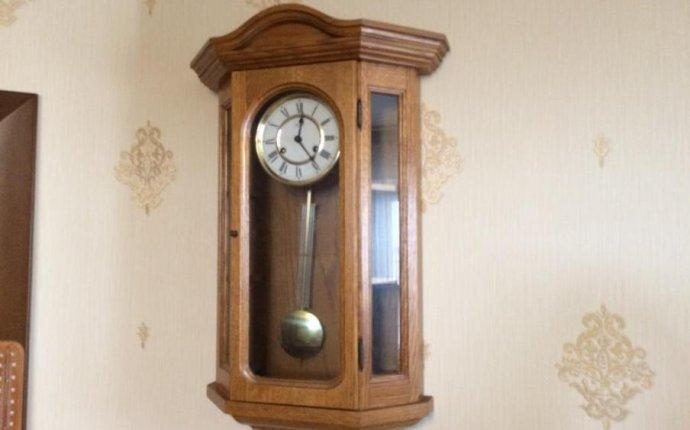 Купить Настенные часы Hermle с маятником и боем в Украине и Киеве