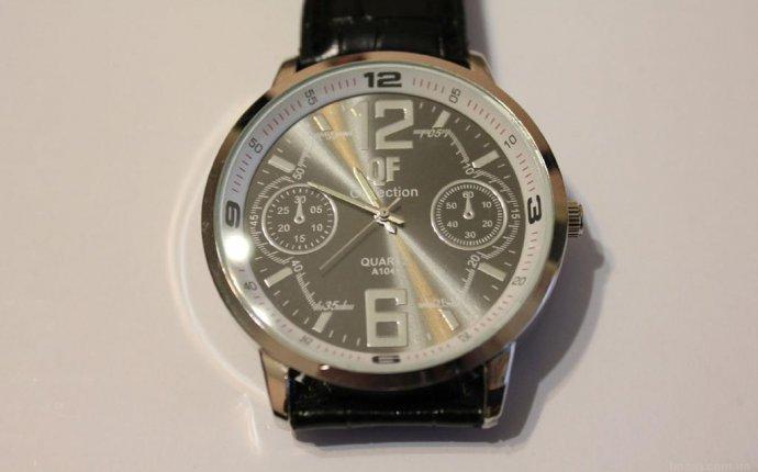Мужские наручные часы. Стильные с большим циферблатом. - продам