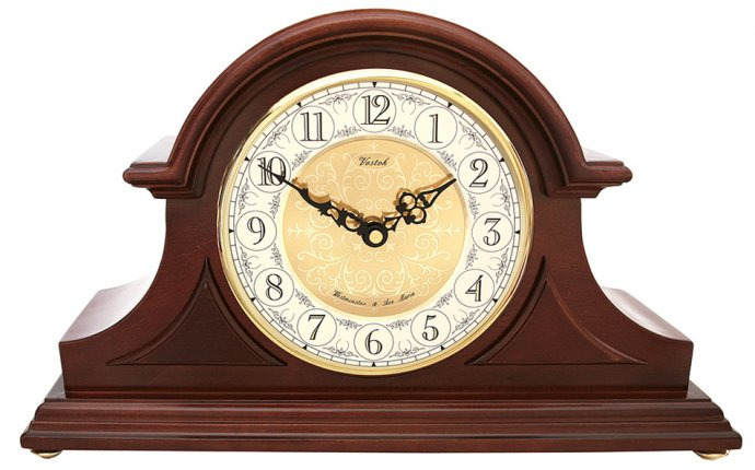 Музыкальные настольные часы Восток Т-15-42 оптом