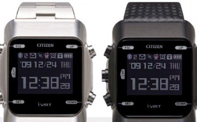 Наручные часы с электронным циферблатом :: Магазин часов