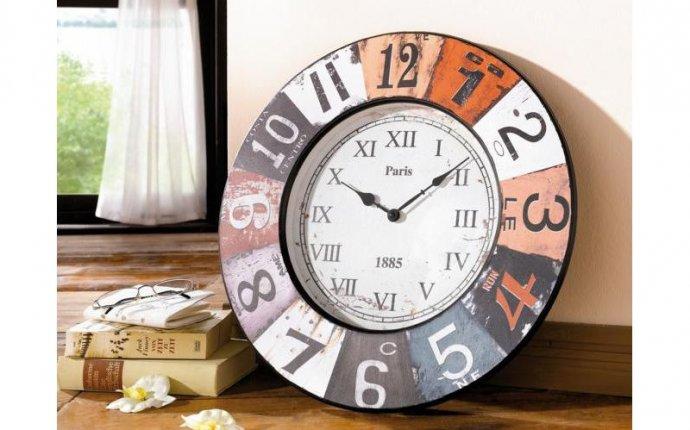 Настенные часы Оригинальные Д 50 см