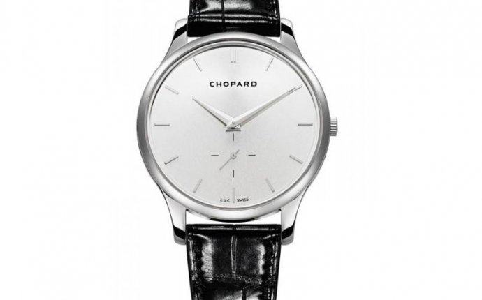 Настольные часы Chopard. Все часы онлайн