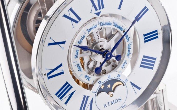 Настольные часы Jaeger-LeCoultre Atmos Classique Atmos Classique