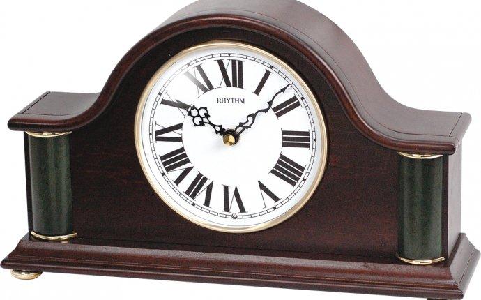 Настольные часы Rhythm CRH219NR06 - продажа и доставка по РФ