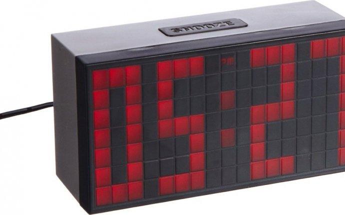 Настольные часы TFA Time Block 98.1082.05 — купить в Екатеринбурге