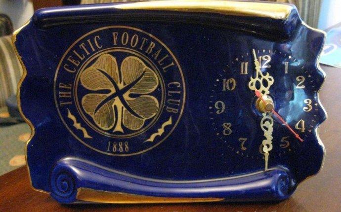 настольные фарфоровые часы,кобальт, Львов 7557017 | Тематические