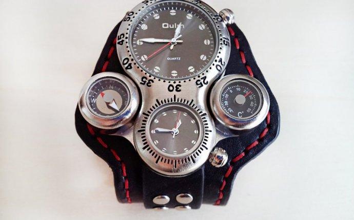 Необычные наручные часы — карточка от пользователя medinka4 в
