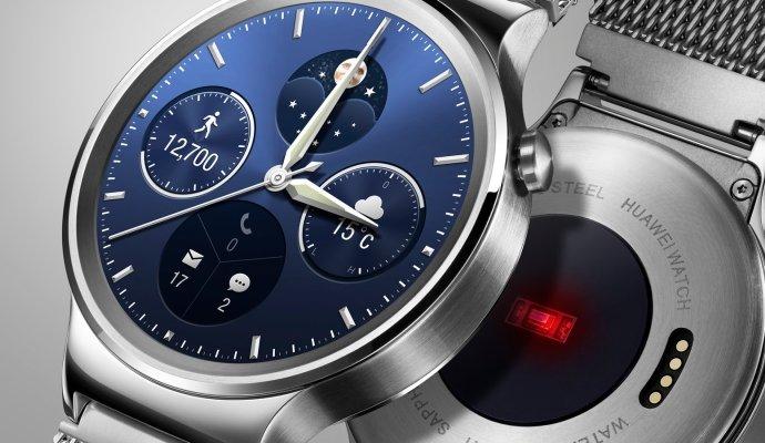 Обзор Huawei Watch: Лучшие «круглые» смарт-часы на Android Wear