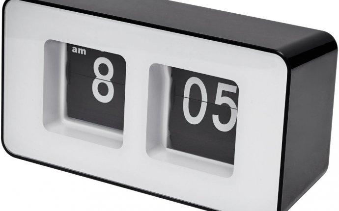 Перекидные часы | Flip clock | Часы с перекидным циферблатом