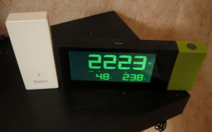 Проекционные часы Oregon Scientific RRMP - купить в интернет