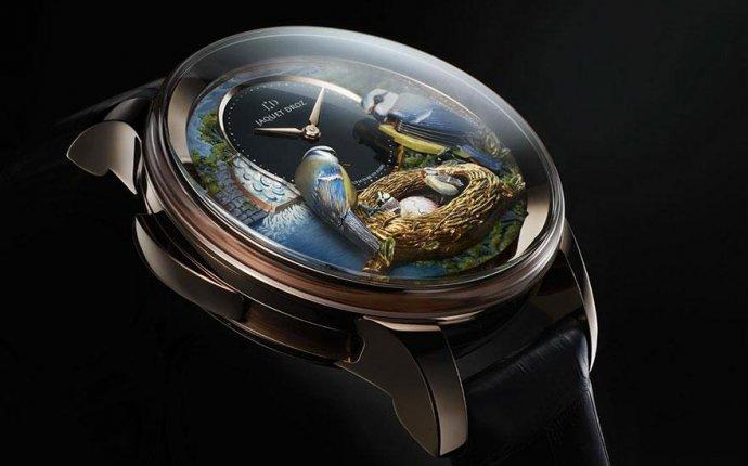 Самые крутые и необычные наручные часы