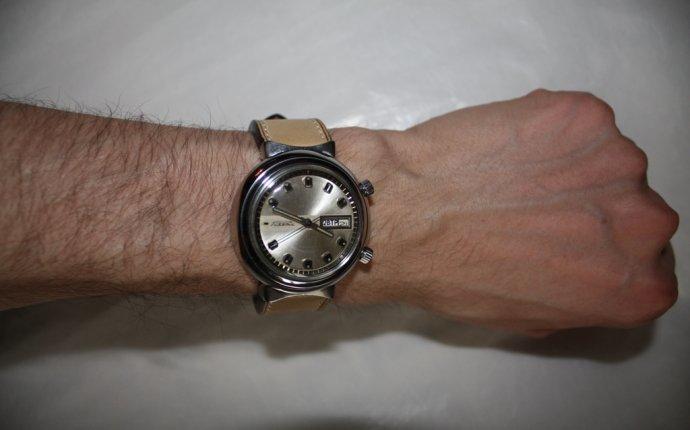 Самые сложные механические наручные часы Р - Ракета 3031