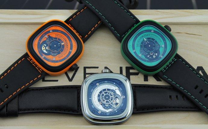 Sevenfriday. Необычные часы для необычных людей!