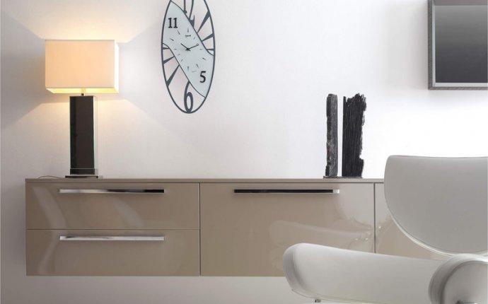 Стильные часы в современном интерьере — карточка от пользователя