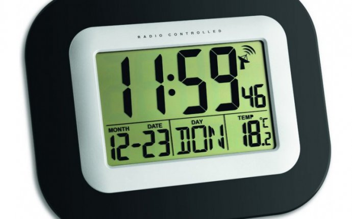 Sundaysdexon TFA (Германия) - Электронные Настенные Часы Tfa