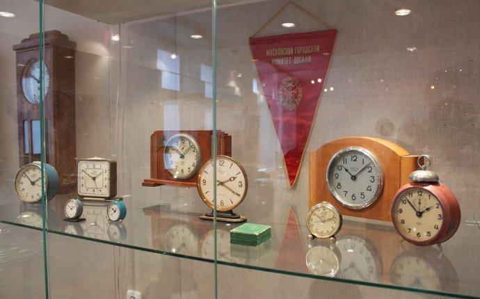Выставка о русских часах - Часовой форум Watch.ru