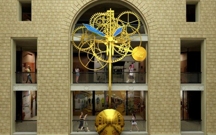 Завод «Ракета» сделал самые большие часы в мире